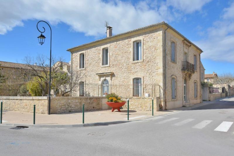 Vente maison / villa Vergeze 490000€ - Photo 1