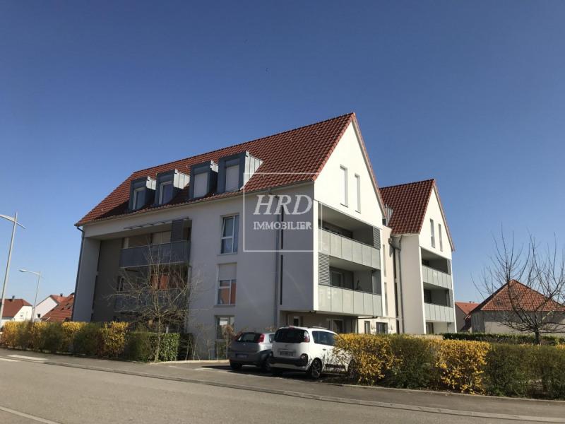 Vermietung wohnung Marlenheim 720€ CC - Fotografie 7