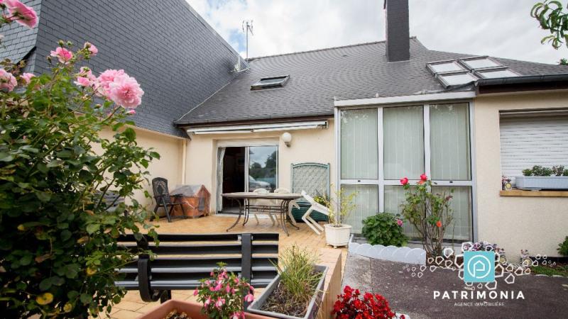 Vente maison / villa Guidel 374400€ - Photo 15
