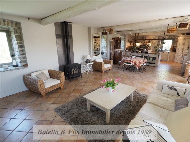 Verkoop van prestige  huis Les vans 599000€ - Foto 4