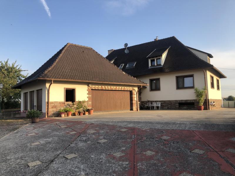 Vente maison / villa Wolschheim 390000€ - Photo 1