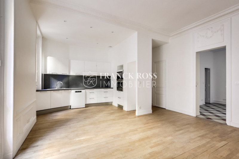 Location appartement Paris 17ème 3 500€ CC - Photo 4