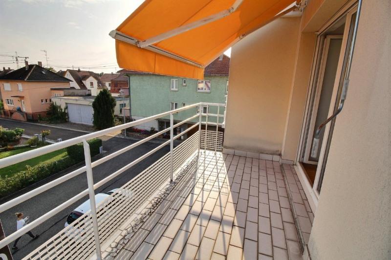 Sale apartment Lingolsheim 263940€ - Picture 7