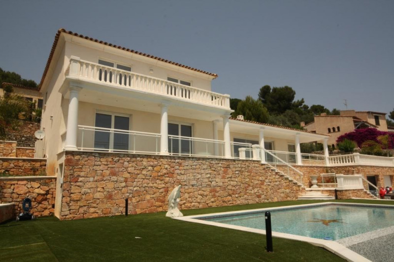 Vacation rental house / villa Vallauris  - Picture 6