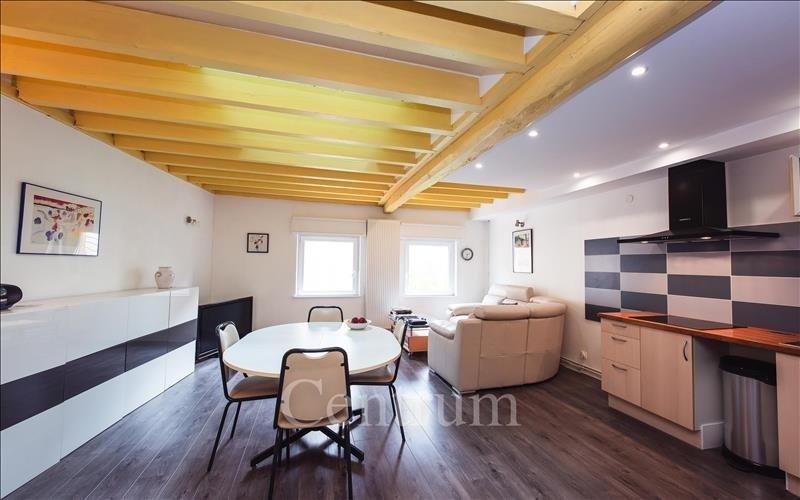 Verkoop  appartement Metz 197000€ - Foto 1