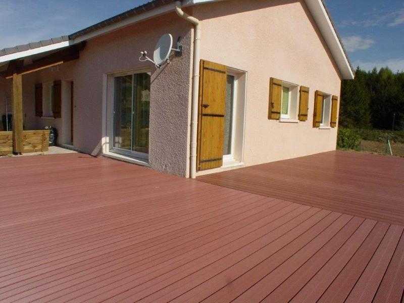 Rental house / villa Mazet st voy 505€ CC - Picture 1