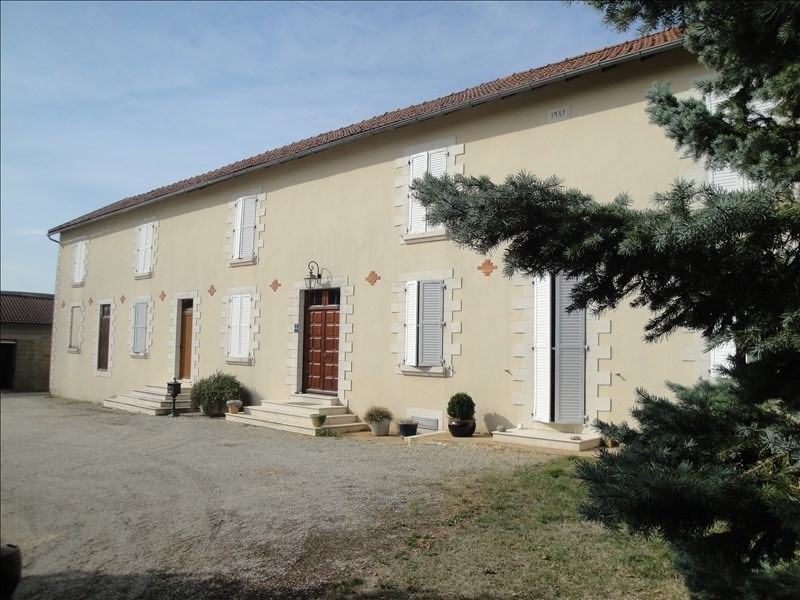 Sale house / villa Chaunay 312 500€ - Picture 1