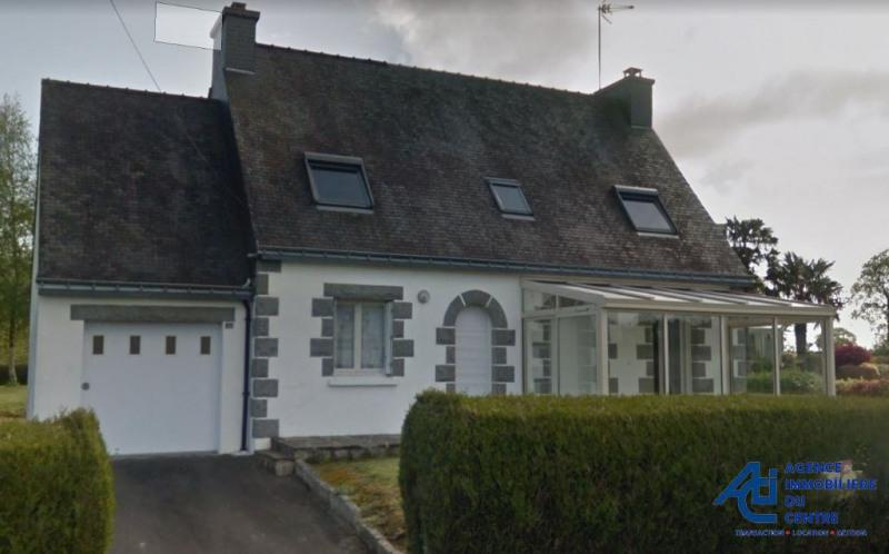 Vente maison / villa Guerledan 135000€ - Photo 1