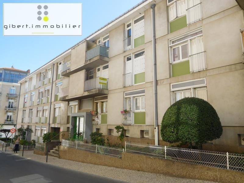 Location appartement Le puy en velay 553,79€ CC - Photo 1