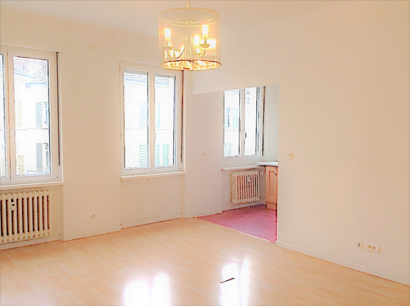 Investment property apartment Mulhouse 57 000€ - Picture 2