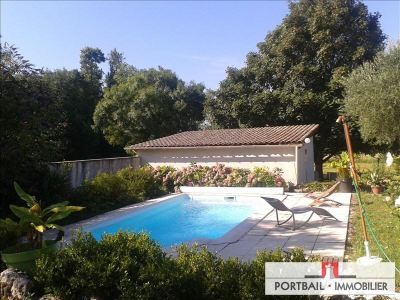 Vente maison / villa St martin lacaussade 275600€ - Photo 9