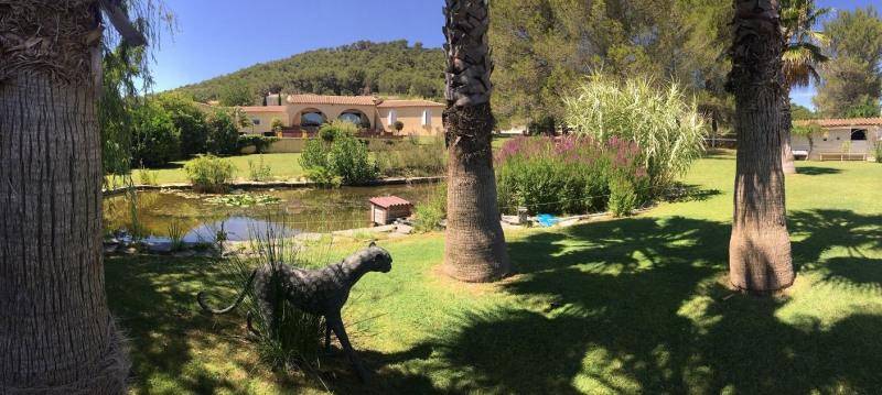 Vente de prestige maison / villa Gailhan 727000€ - Photo 1