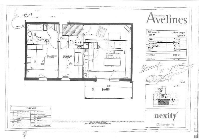 Location appartement Sierentz 749€ CC - Photo 11
