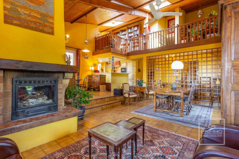 Vente de prestige maison / villa Saint didier au mont d'or 865000€ - Photo 5