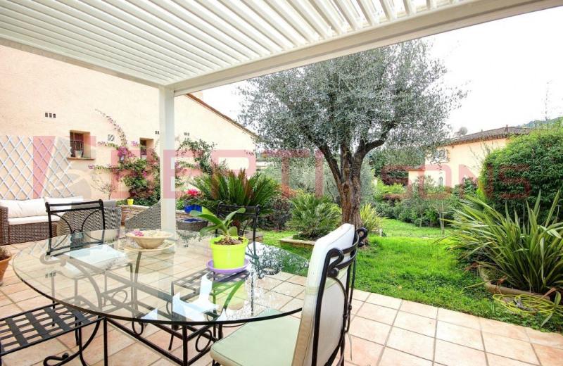 Vente de prestige maison / villa Mandelieu la napoule 565000€ - Photo 7