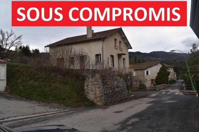 Vente maison / villa Chaneac 70000€ - Photo 1