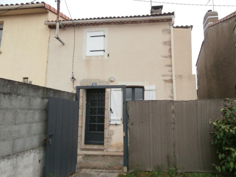 Vente maison / villa Le longeron 107000€ - Photo 1