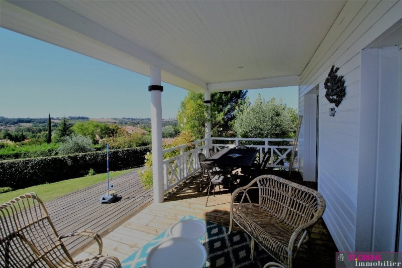Deluxe sale house / villa Quint fonsegrives 585000€ - Picture 1