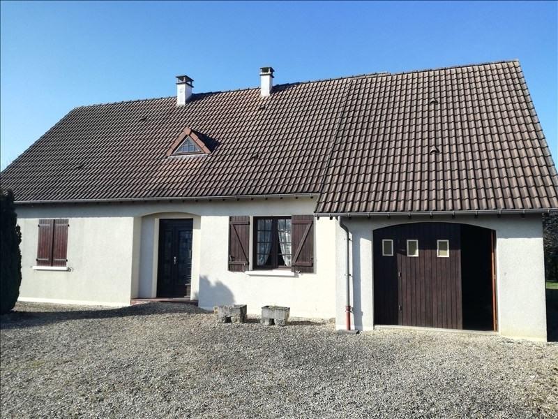 Vente maison / villa Seignelay 138000€ - Photo 1