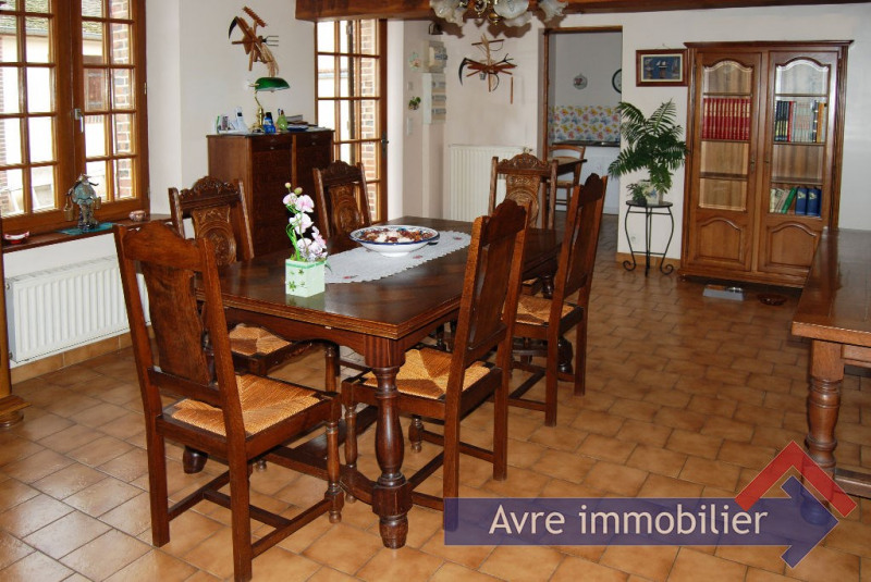 Vente maison / villa Verneuil d avre et d iton 150000€ - Photo 2