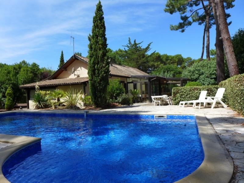Venta de prestigio  casa Lacanau 988000€ - Fotografía 4