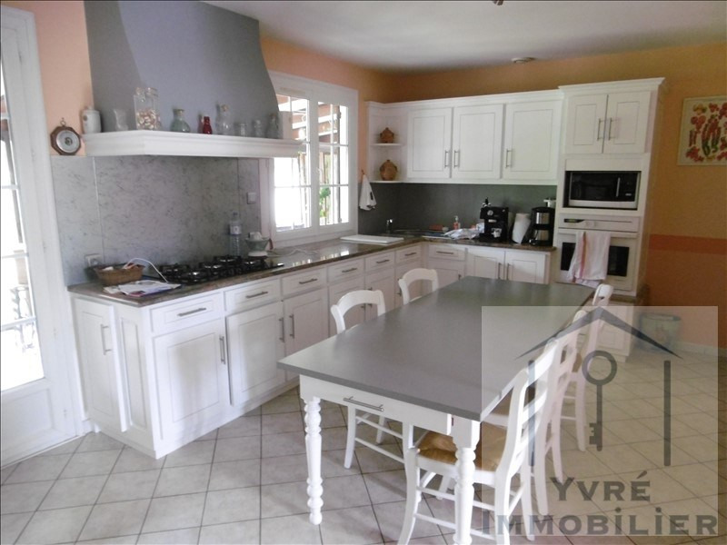 Sale house / villa Yvre l'eveque 239500€ - Picture 2