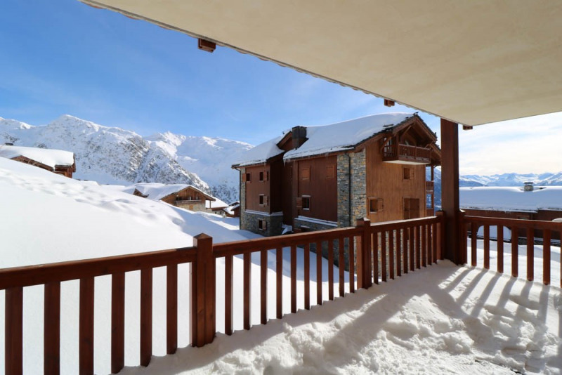 Sale apartment La rosière 150 000€ - Picture 7