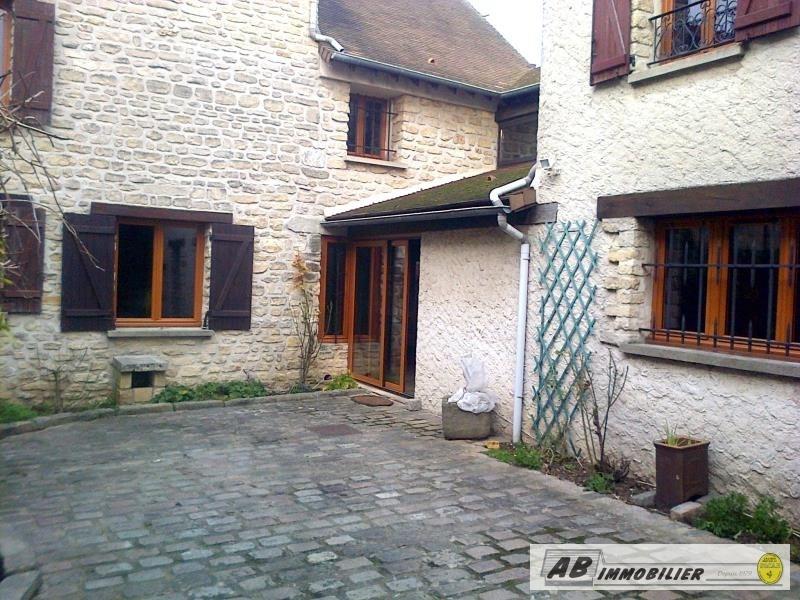 Location maison / villa Bouafle 1635€ CC - Photo 1