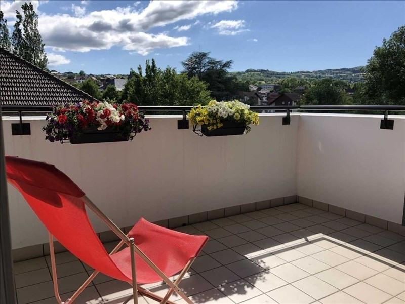 Sale apartment La roche sur foron 284000€ - Picture 2