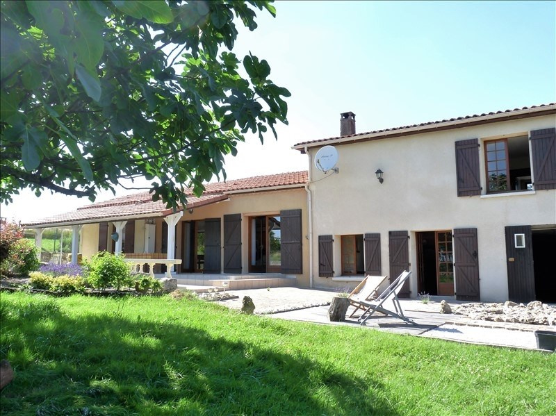 Vente maison / villa Agen 371000€ - Photo 1
