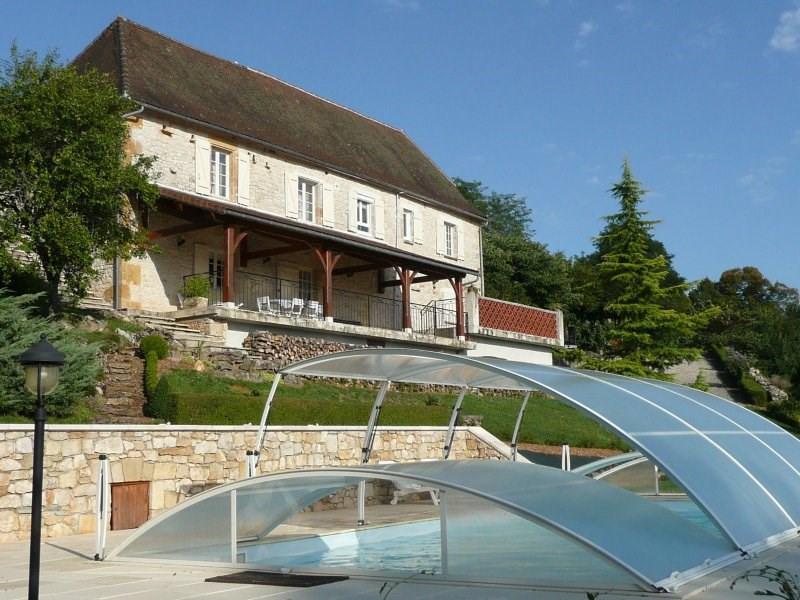Sale house / villa Azerat 425250€ - Picture 1