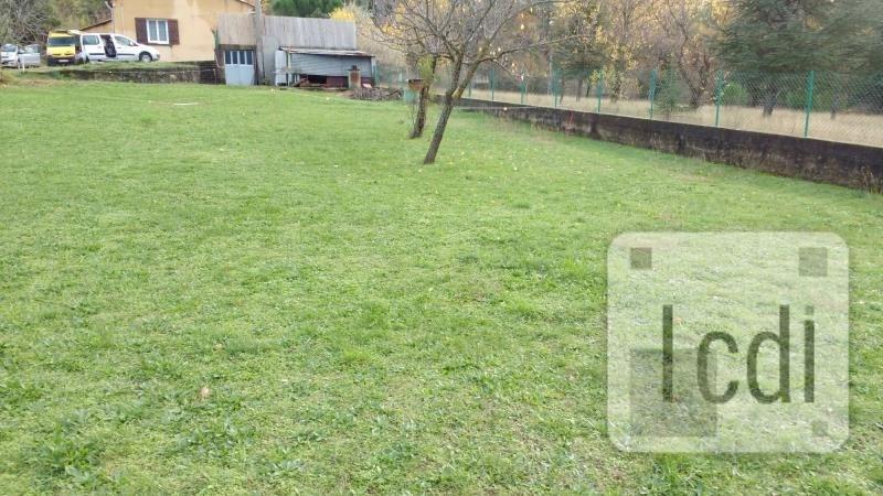 Vente terrain Le teil 145800€ - Photo 1
