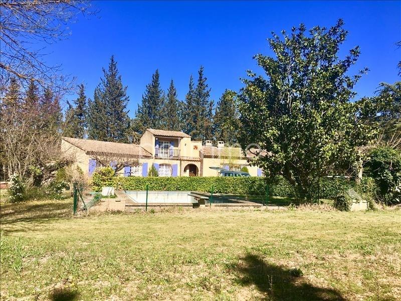 Vente maison / villa Ventabren 545000€ - Photo 7
