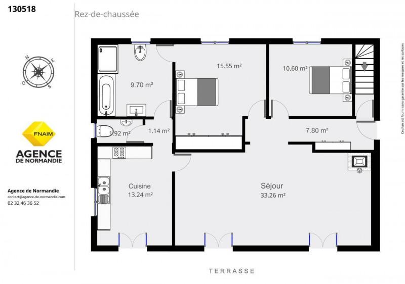 Sale house / villa Le sap 130000€ - Picture 3