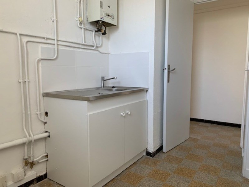 Rental apartment La seyne-sur-mer 480€ CC - Picture 1
