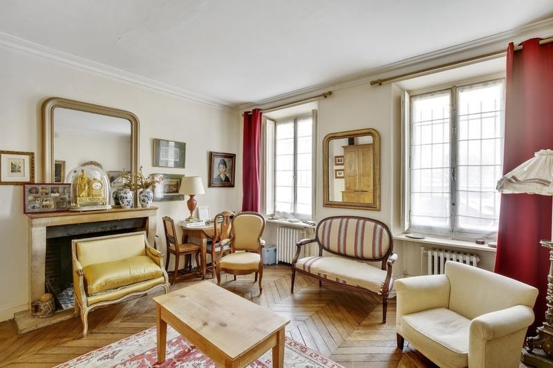 Vente appartement Versailles 1 100 000€ - Photo 1