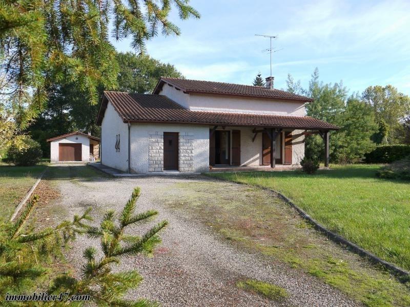 Vente maison / villa Ste livrade sur lot 169900€ - Photo 1