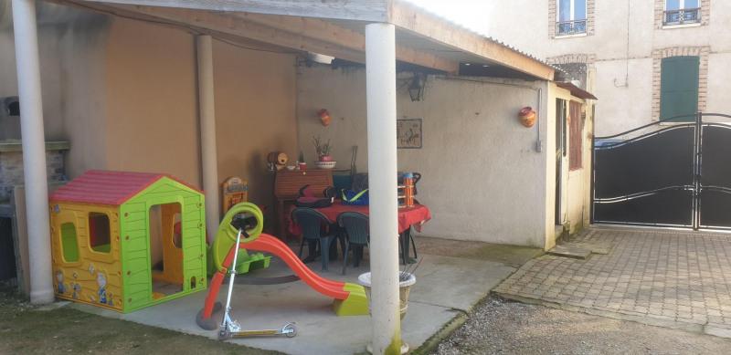 Sale house / villa Pont sur yonne 107500€ - Picture 10