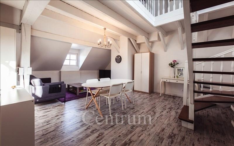 Verkoop  appartement Metz 244900€ - Foto 1