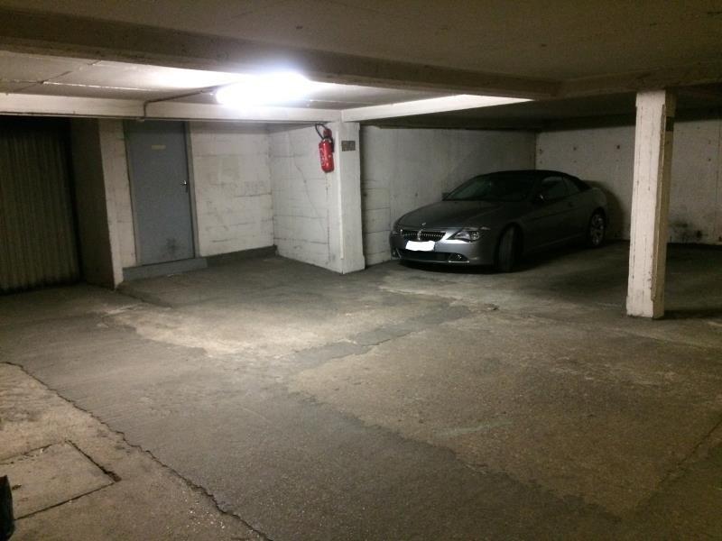 Vente parking Vanves 14500€ - Photo 1
