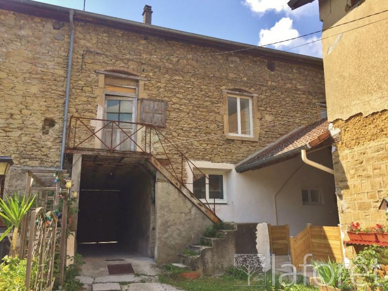 Vente maison / villa Nivolas vermelle 220000€ - Photo 1