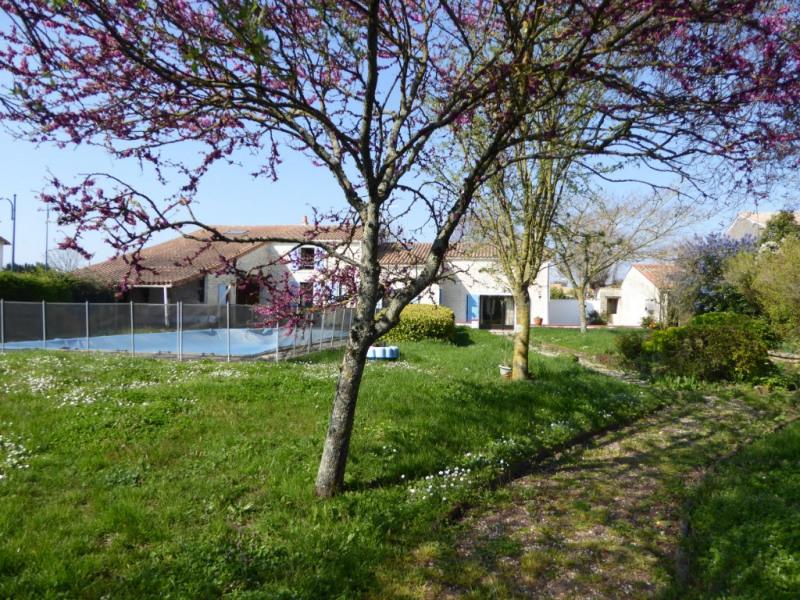 Vente maison / villa Ferrieres 335000€ - Photo 7