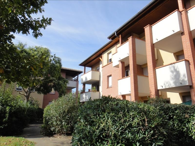 Sale apartment Toulouse 123 000€ - Picture 1