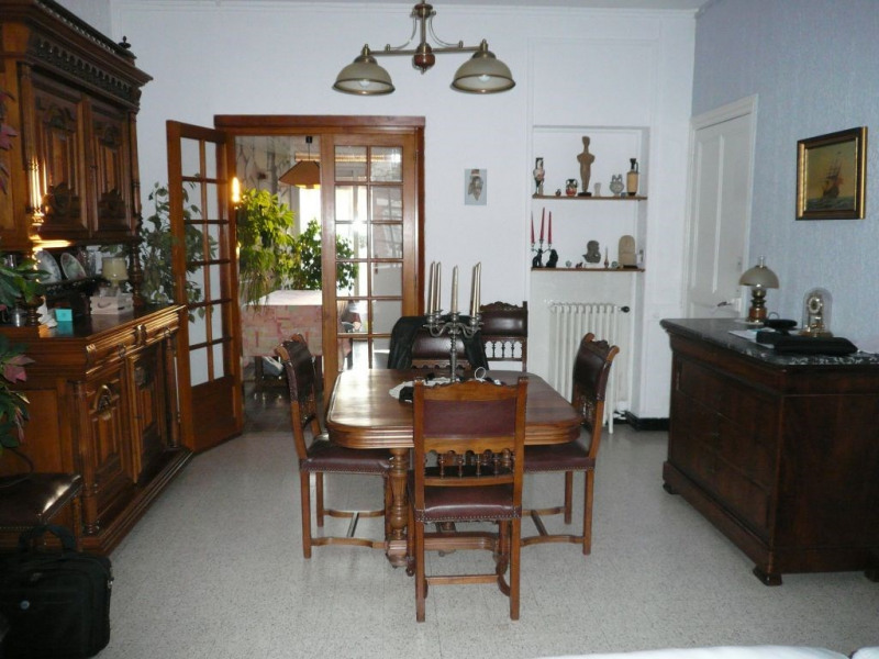 Rental house / villa Saint quentin 620€ CC - Picture 2
