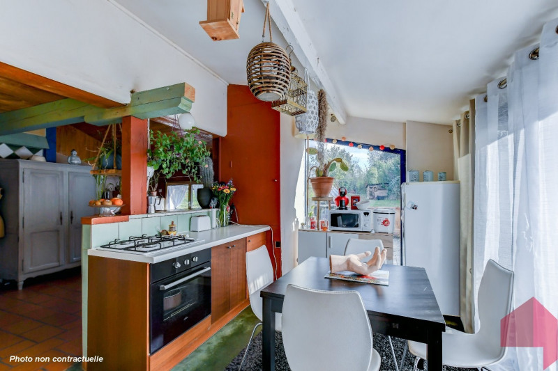 Producto de inversión  casa Montrabe 294000€ - Fotografía 8