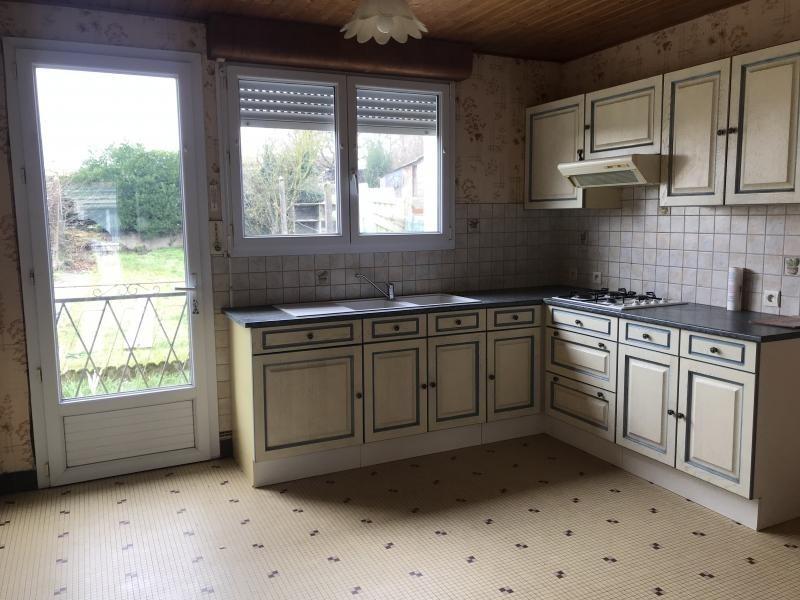 Vente maison / villa Le fief sauvin 106900€ - Photo 2