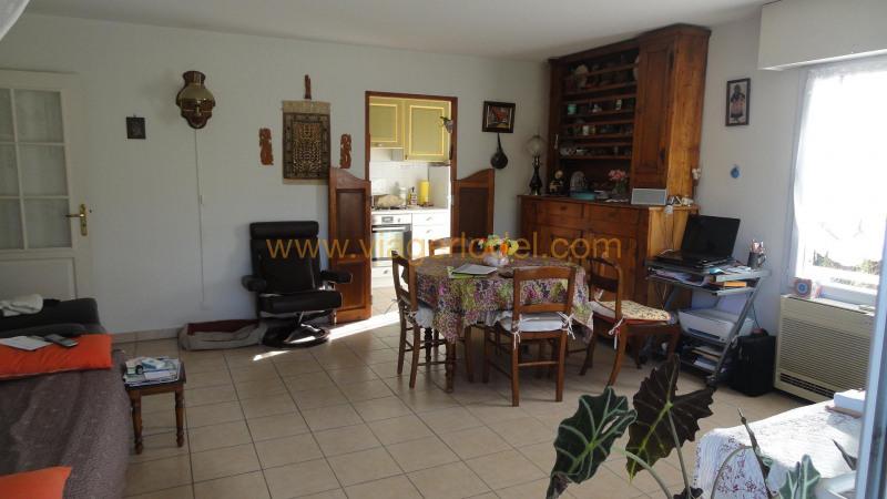 Verkauf auf rentenbasis wohnung Saint-raphaël 85000€ - Fotografie 3