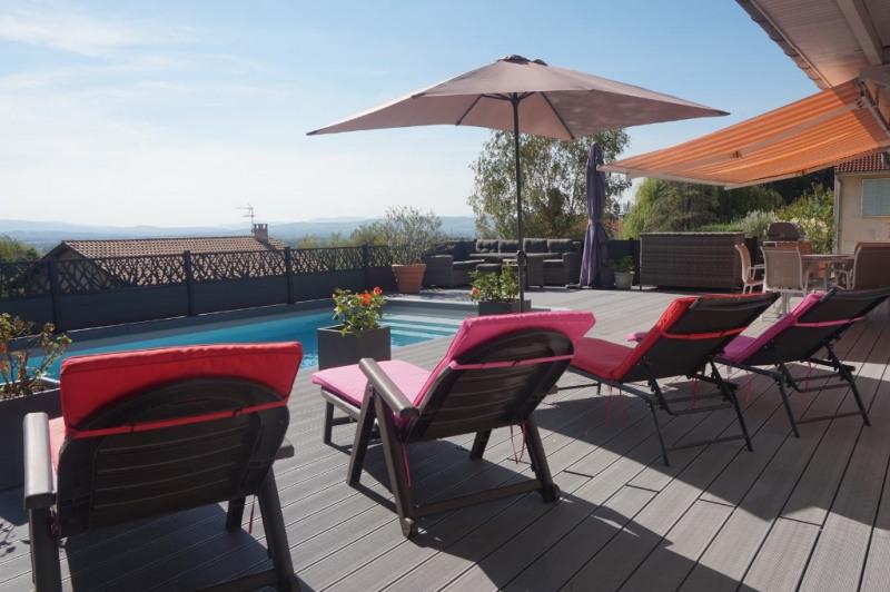 Sale house / villa Reyrieux 515000€ - Picture 10