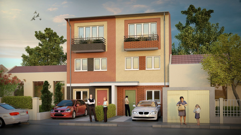 Revenda casa Bagneux 560000€ - Fotografia 5