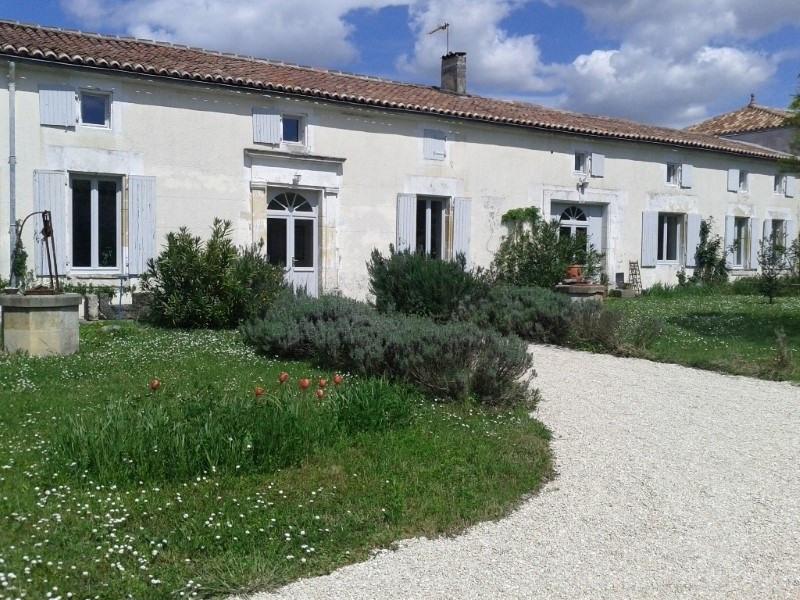 Sale house / villa Breville 360400€ - Picture 1